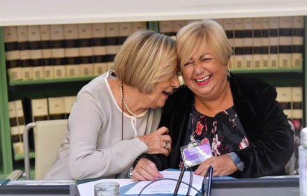 anna Moroni e Antonella Celano