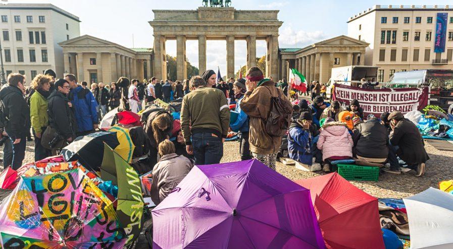 rifugiati germania