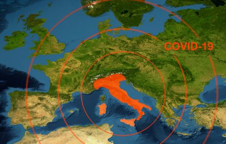 Italia: emergenza pandemica