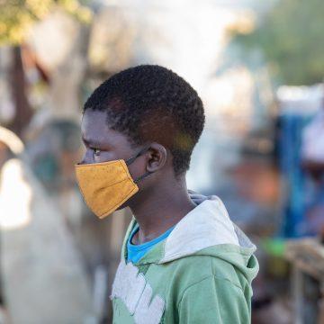 La pandemia nel continente africano